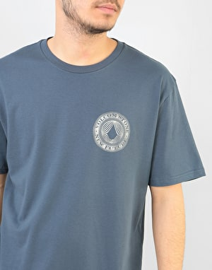 Volcom Volcomsphere T-Shirt - Midnight Blue