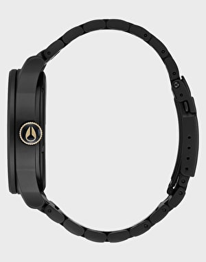 Nixon Sentry SS Watch - Matte Black/Gold
