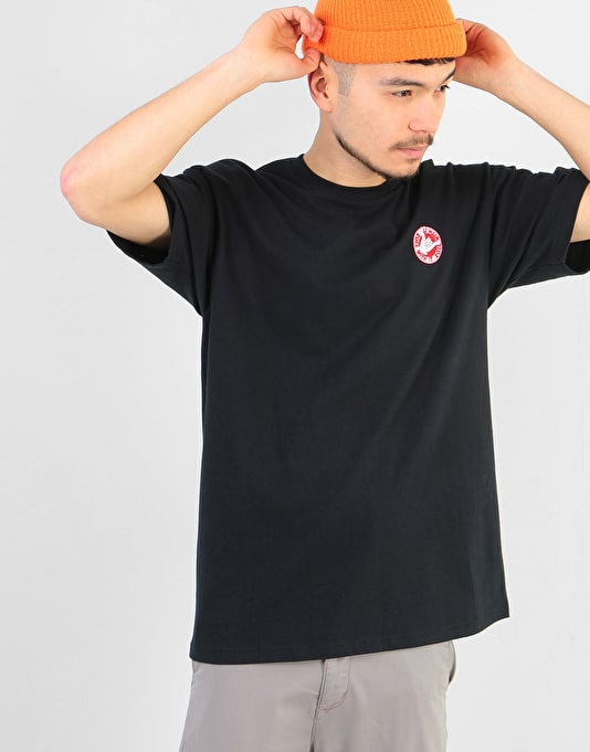 Handy Roll With It T-Shirt - Black