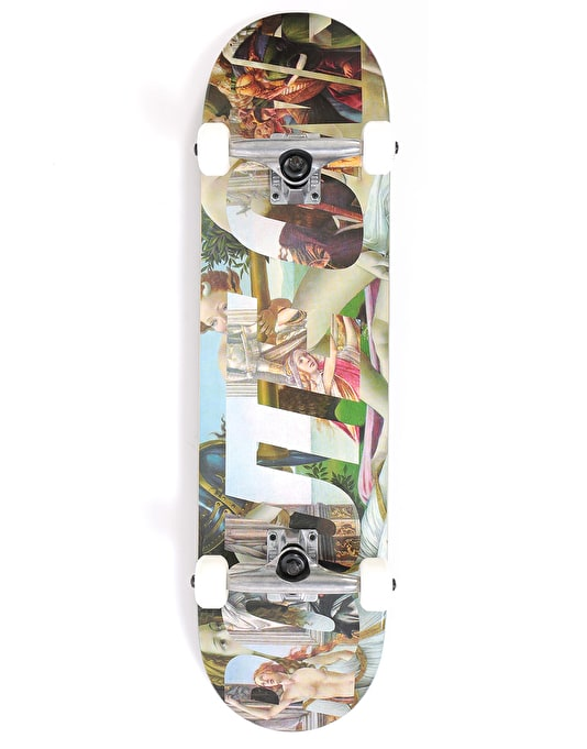 """Route One Old Masters Complete Skateboard - 8"""" (Mellow Concave)"""