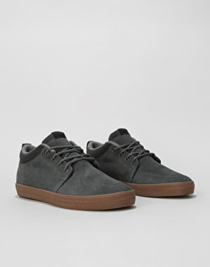 Globe Chukka Skate Shoes - Dark Shadow/Tobacco/Winter