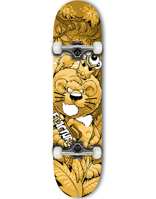 Fracture x Cheo Lion Complete Skateboard - 7.25""