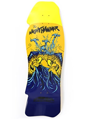 Grimple Stix (Anti Hero) Night Hammer Skateboard Deck - 10.25