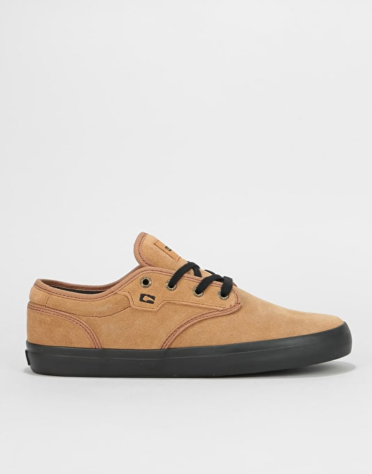 Globe Motley Skate Shoes - Tobacco Brown Black  738fac95cc1