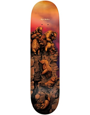Real Walker Great Heights Skateboard Deck - 8.06