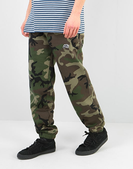 Nike SB ERDL Icon Sweatpant - Medium Olive/Black