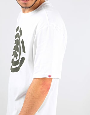 Element Explorer Logo T-Shirt - Optic White