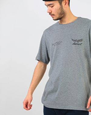 Element Base Camp T-Shirt - Grey Heather