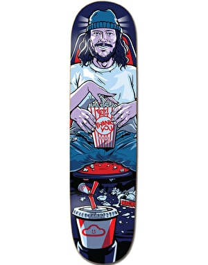 Thank You Pudwill Date Night Skateboard Deck - 8