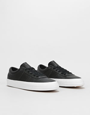 Converse One Star CC Pro Ox Skate Shoes - Black/Black/White