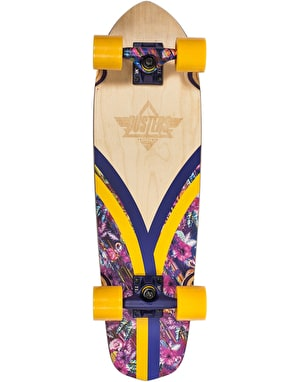 Dusters Flashback Tripycal Cruiser - 7.9
