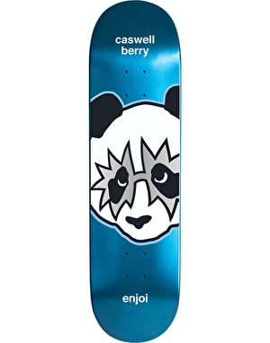 Enjoi Berry Kiss Metallic Skateboard Deck - 8.125
