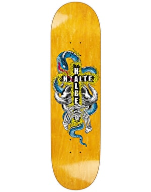 Polar Halberg Beast Mode 2 Skateboard Deck - 8.5