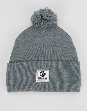 Element Dusk Pom II Beanie - Grey Heather
