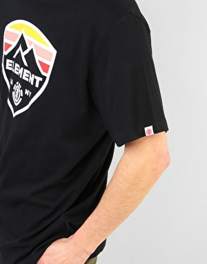 Element Guard T-Shirt - Flint Black