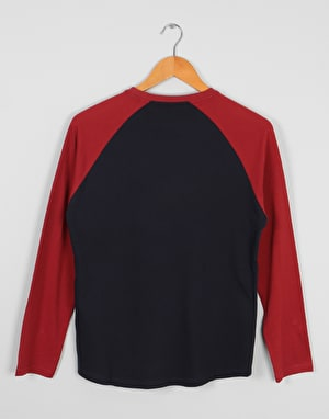 Element Vertical Raglan Boys T-Shirt - Eclipse Navy