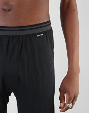 Burton Midweight Shant Thermal Bottoms - True Black