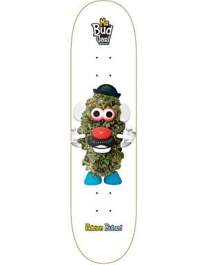 Jart Bulard Mr. Bud Skateboard Deck - 8