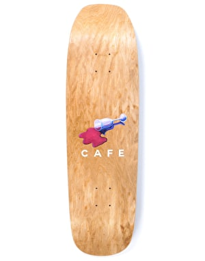Skateboard Café Spill on Pub Cruiser Skateboard Deck - 9