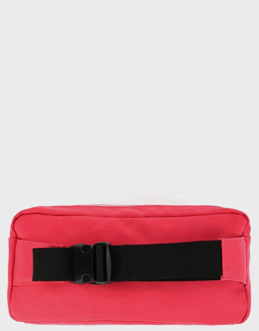 Mi-Pac Street Pac Cross Body Bag - Canvas Washed Red