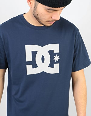DC Star T-Shirt - Black Iris