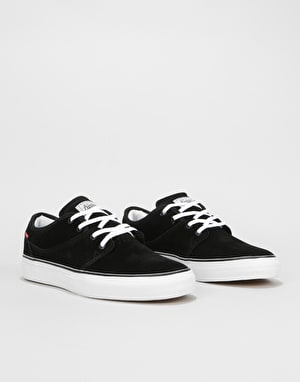 Globe Mahalo Skate Shoes - Black/White