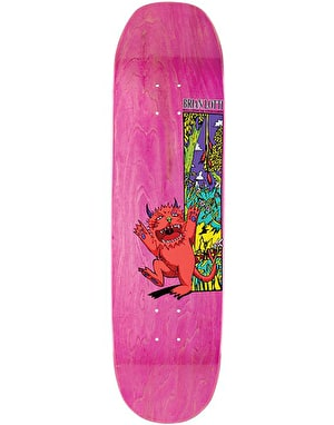 Welcome Lotti Wild Thing on Moontrimmer 2.0 Skateboard Deck - 8.5
