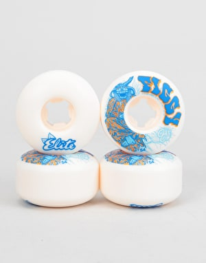 OJ Figgy Lightning Elite EZ Edge 101a Skateboard Wheel - 54mm