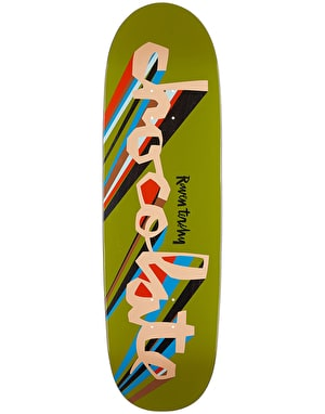 Chocolate Tershy Original Chunk 'Powerslide' Skateboard Deck - 9.25