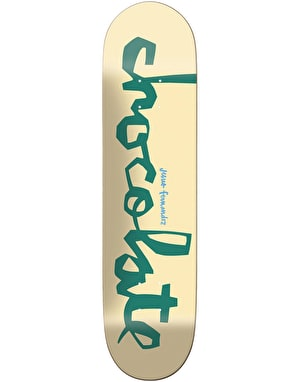 Chocolate Jesus Original Chunk Skateboard Deck - 8.25