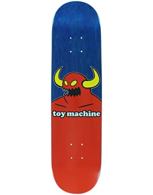 Toy Machine Monster Team Deck - 8