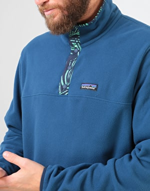 Patagonia Micro D® Snap-T® P/O - Stone Blue