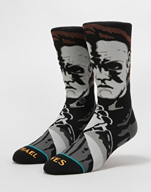 Stance x Legends Of Horror Michael Myers Socks – Black
