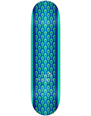 Real Kyle Tail Feathers Skateboard Deck - 8.25