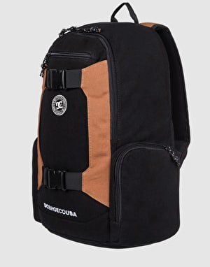 DC Chalked Up TX Skatepack - Black