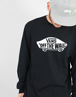 Vans OTW L/S T-Shirt - Black/White