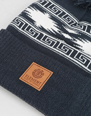 Element Dusk Pom II Beanie - Eclipse Navy