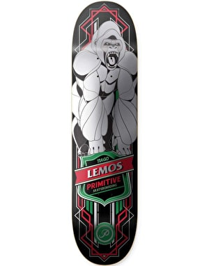 Primitive Lemos Gorilla Skateboard Deck - 8