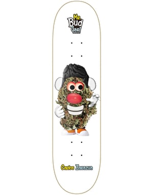 Jart Zarazua Mr. Bud Skateboard Deck - 8.375