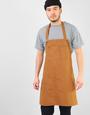 Dickies Apron - Brown Duck