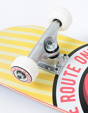 Route One Monkey Business Mini Complete Skateboard - 7.25
