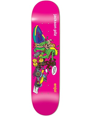 Enjoi Jackson Croc Lobster Skateboard Deck - 8.25
