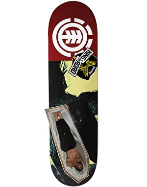 Element x KOTR Evan Coffin Skateboard Deck - 8.25