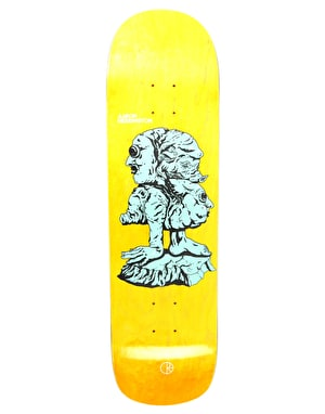 Polar Herrington Twin Head Skateboard Deck - P8 Shape 8.8
