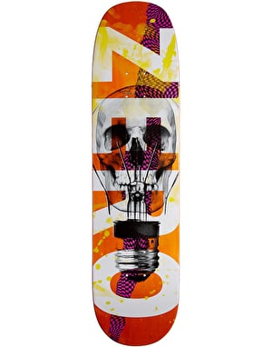 Zero Electric Death Skateboard Deck - 8