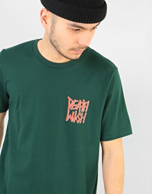 Deathwish The Truth T-Shirt - Forest Green