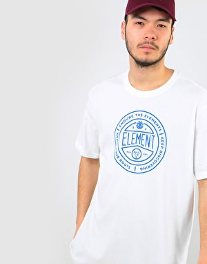 Element Token T-Shirt - Optic White