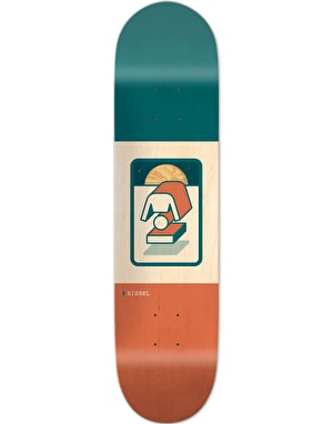 Girl Biebel Totem OG Skateboard Deck - 8