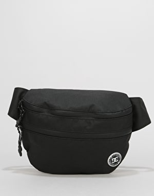 DC Shoulder Pop Cross Body Bag - Black