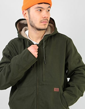 Dickies Farnham Jacket - Olive Green